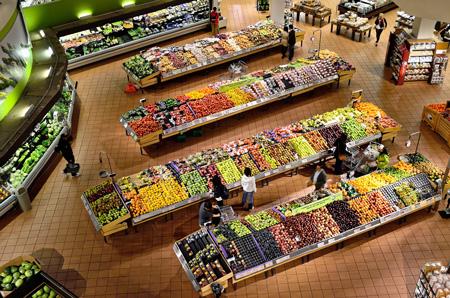 Märkte - Fast Moving Consumer Goods (FMCG)